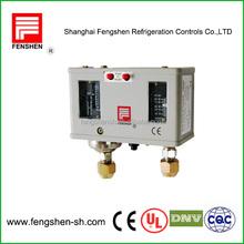 dual pressure refrigerant pressure valve