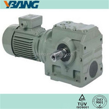 K series Helical Bevel Gearbox Complete