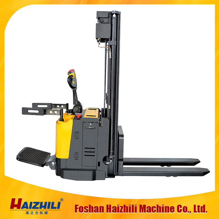 Factory Price 2ton Standing Battery Operated Powered
