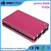 19v Li-polymer battery power pack/laptop power bank 20000 mah