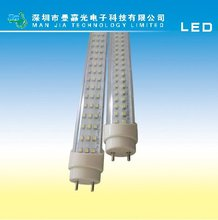 2012 Hot sale CE/RoHS high brightness Epistar/CREE smd 3528 1.2M/4ft 18w t8 led tube light