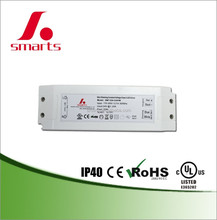 24v 30w DALI dimmable led driver Constant Voltage Transformer With 3 Years Warranty