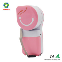 Mini USB hand held portable air cooling fan