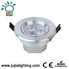 High quality and long life span 18w led round down light