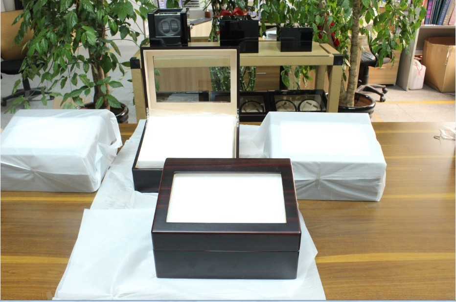 моталки черный ящик для хранения часов