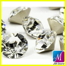 ss6/ss10/ss12/ss14/ss16/ss20 High Quality Shinning Clear Crystal 888 Chaton