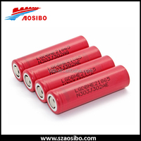 18650 LG 20a steam power lithium ion battery electronic cigarette mechanical lever 20A discharge 3.7V liion battery
