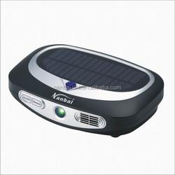 Voltage DC12V-24V solar air cleaner for tractor for Enhancing people's disease resistance