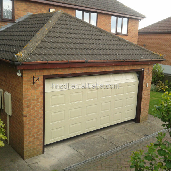 Color steel surface insulated garage door and garage door for 18 x 7 garage door prices