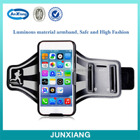 2015 new design cell phone armband case for iphone 6s plus