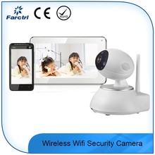 New Secure Wireless Night Vision Infant Digital Video Monitor Baby For Android IOS Windows System