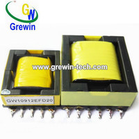 DC magnetic electronic transformer for power supply with CE UL approval