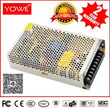 single output high quality S-120-24 24V high power led driver 120w