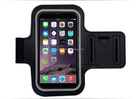 Gym Exercise Phone arm Bag ,Neoprene Material Sport Armbag Case For Samsung Galaxy/ iphone 4/5/6