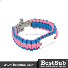 Christmas Gifts Sublimation Paracord Bracelet