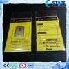 Health Anti Radiation Sticker Shield with Energy Saver Chip 24K Golden Shield