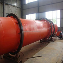 Large Size with High Quality kiln for ceramic industry for calcinating cement clinker