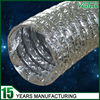 Single/ double layer flexible air conditioning aluminum flexible duct
