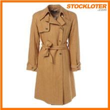 Classic Fashion Cheap Winter Coat Stock Lot Closeout in cheap price 150304-8