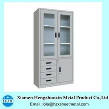 Popular Design Office steel filing cabinet/cupboard display furniture/metal wardrobe closet