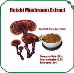 Reishi Mushroom Extract Ganoderma Lucidum Bulk Powder