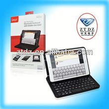 bluetooth keyboard tablet, bluetooth silicon keyboard for ipad, bluetooth wireless sliding keyboard for iphone4