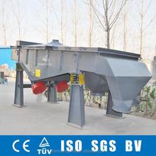 high screening efficiency vibrating screener for cement