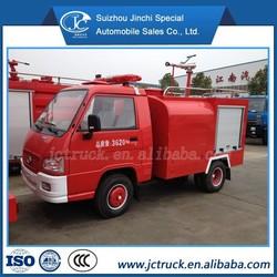 Fire fighting sprinkler water truck FOTON 4X2