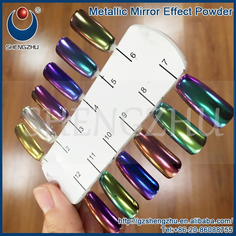 Shengzhu camaleón espejo fabricante de pigmentos de efecto-Pigmento ...