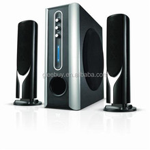Hi Fi 2.1 Home Theater with USB/SD/FM Function