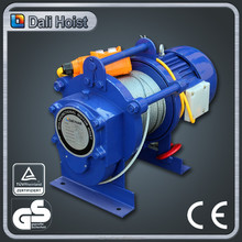 380v Three Phase electric motor winch