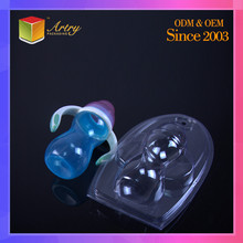 Eco-friendly Transparent Clear Clamshell Packaging/Double Plastic Blister Packaging