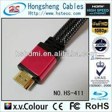 Venta caliente 3.5*13mm hdmi cable en espiral para la venta