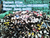 used shoes mixed Baby shoes used flat shoes for reseller for Togo