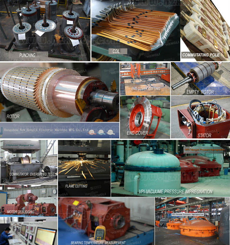 china steel rolling mill machinery 25kw motor electric