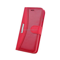 Fashion Leather Wallet Book Cover Mobile Phone Case Cell Phone Case for iphone 6