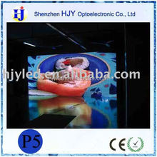 2015 hot sale p5 china indoor led display picture hd for advertising