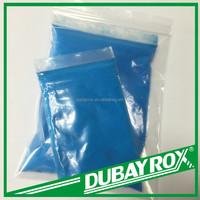 Fluorescent Pigment blue DFP 1906 application of glass/enamel /ceramic industry