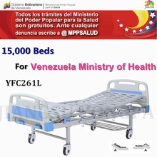YFC261L Durable Product Old Hospital Bed Advanced Technology Manual Hospital Bed