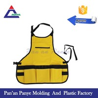 Free sample Made in china waterproof art apron for adults