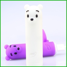 hot selling waterproof shockproof dustproof portable Winnie the Pooh Plush Toy bear power bank