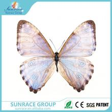 Hot selling custom butterfly toy sleeping neck chshion feather butterfly decorations wedding cake made in China