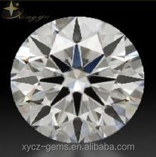 8 Hearts & 8 Arrows Star Cut Cubic Zirconia for Sale