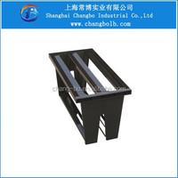 detachable plastic air filter frame