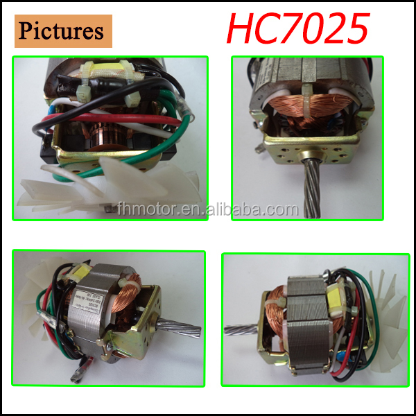 High Demand Ac Micro Motor For Meat Grinder Parts From Jiangmen Fengheng Micromotor Co Ltd On