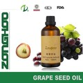 Aceite de semilla de uva orgánica