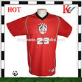 custom nome da equipe de desenho livre em massa de camisas de futebol