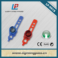 2014 aluminium alloy wholesale bicycle light for front and rear