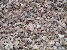 color landscaping crushed stone