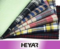 Heavyweight Twill Flannel 100 Yarn Dyed Cotton Fabric